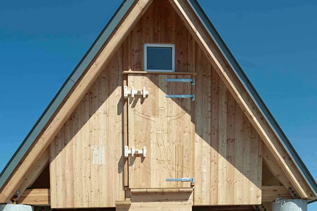 tiny house websites - alps