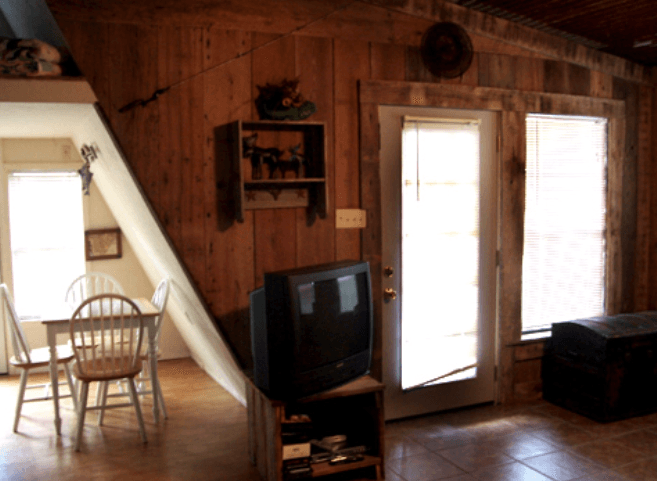 tiny house websites - aframe4