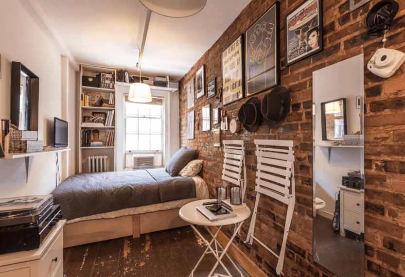 Living tiny in 90 square feet tiny house websites for 100 square foot living room