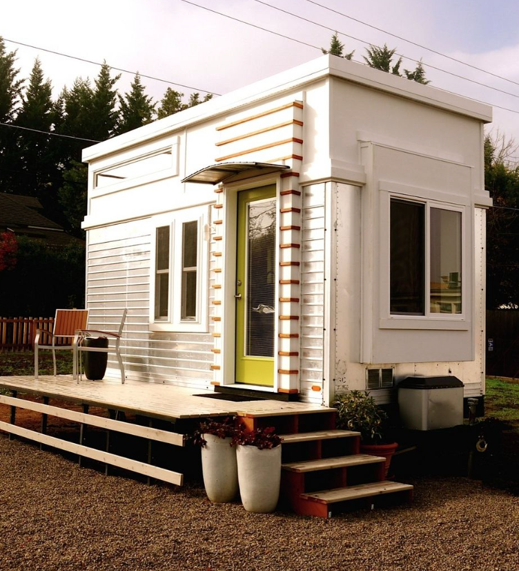 Sleek tiny guest house tiny house websites for House with guest house