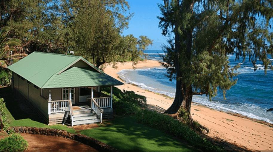 Hawaii House On The Beach Tiny Websites