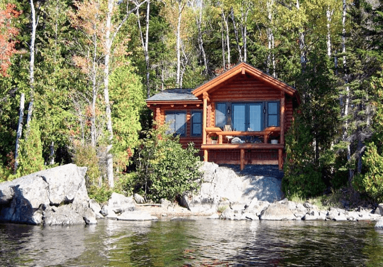 tiny cabin in the woods tiny house websites. Black Bedroom Furniture Sets. Home Design Ideas